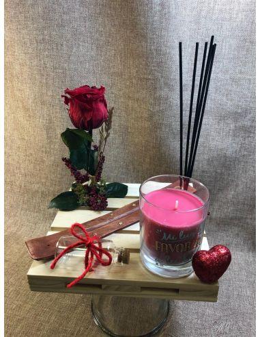Kit de aromas Romántico