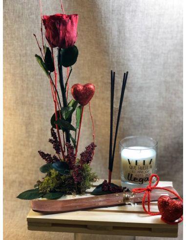 kit aromático romántico mod.2