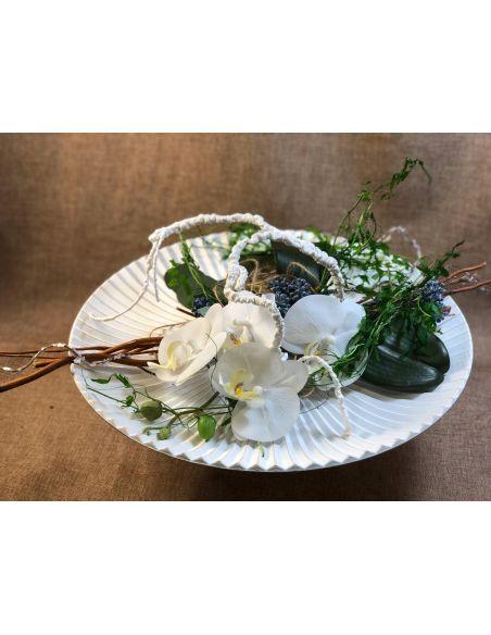 Centro de mesa orquídea mod.3